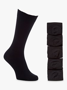 Read more about John lewis cotton rich socks pack of 5