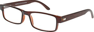 Read more about Magnif eyes oakland unisex ready readers oakland glasses redwood
