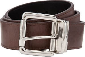 Read more about Polo ralph lauren reversible leather belt black brown