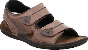 Read more about Josef seibel paul 04 leather sandals nut