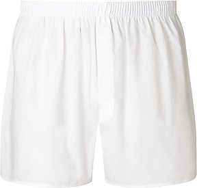 Read more about Sunspel classic cotton boxer shorts white