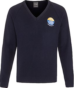 Read more about Thorpe st andrew school jumper navy