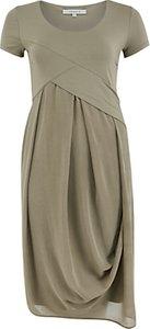 Read more about Chesca jersey print chiffon dress khaki