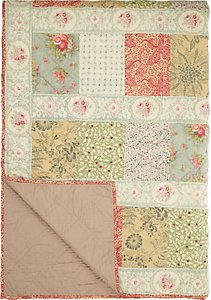 Read more about John lewis gracie patchwork bedspread