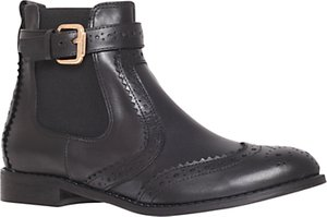 Read more about Carvela slow leather chelsea boots black