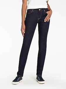 Read more about Lee marion regular straight leg jeans one wash