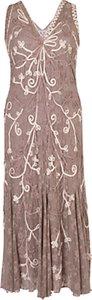 Read more about Chesca ombre cornelli dress mink