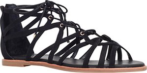 Read more about Kg by kurt geiger maisy multi strap sandals black