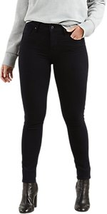 Read more about Levi s 721 high rise skinny jeans black sheep