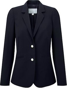 Read more about Pure collection wool blazer navy
