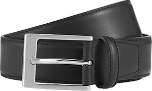 Read more about John lewis classic leather belt black