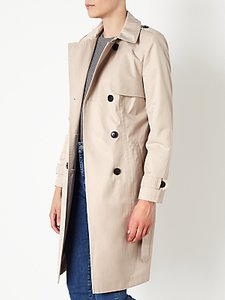 Read more about John lewis double breasted trench coat