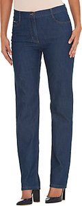 Read more about Betty barclay perfect body 5 pocket jeans blue denim