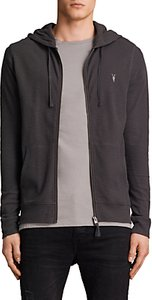 Read more about Allsaints clash full zip hoodie washed black