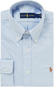 Read more about Polo ralph lauren oxford shirt blue
