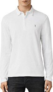 Read more about Allsaints brace long sleeve polo shirt