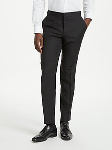 Read more about Richard james mayfair hopsack wool dress suit trousers black