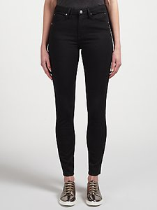 Read more about Calvin klein high rise sculpted skinny jeans infinite black stretch
