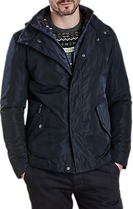 Read more about Barbour tulloch waterproof jacket navy