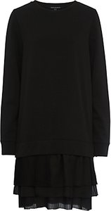 Read more about French connection tommy pleated dress black