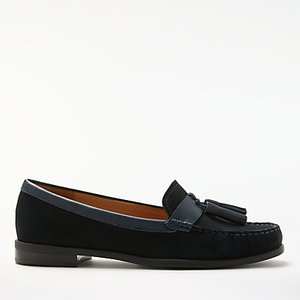 Read more about John lewis gisela trim flat moccasins