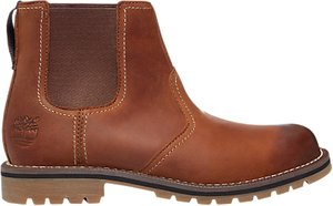 Read more about Timberland larchmont leather chelsea boot medium brown
