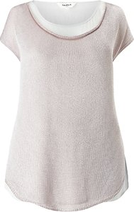 Read more about Studio 8 rhian knitted top pink