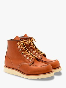 Read more about Red wing moc toe boot oro legacy