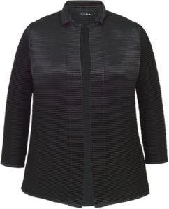 Read more about Chesca crush pleat jacket navy