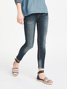 Read more about And or avalon ankle grazer jeans deja blue