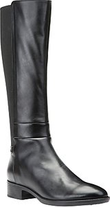 Read more about Geox felicity d block heeled knee high boots black