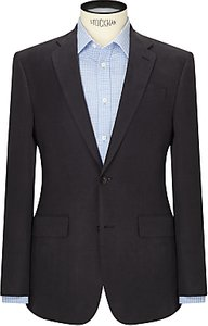 Read more about John lewis silk linen regular fit suit jacket navy