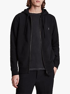 Read more about Allsaints raven hoodie black