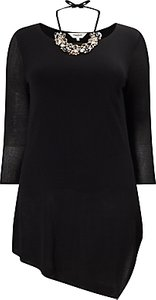 Read more about Studio 8 angie asymmetric jumper black