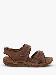 Read more about Josef seibel raul leather sandals castange