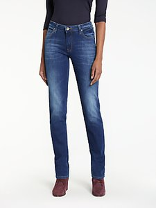 Read more about Lee marion regular straight leg jeans night sky