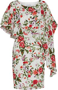 Read more about Gina bacconi summer garden dress sage red
