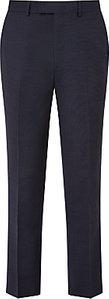 Read more about John lewis semi plain super 100s wool travel suit trousers navy