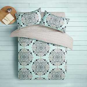 Read more about Missprint kaleidoscope duvet cover and pillowcase set