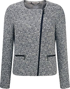 Read more about Pure collection textured biker jacket