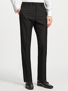 Read more about Kin by john lewis duckett slim fit suit trousers black