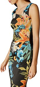Read more about Karen millen lily print dress multi