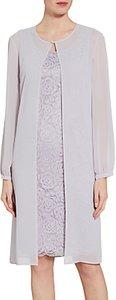Read more about Gina bacconi lace dress and chiffon jacket