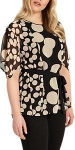 Read more about Studio 8 elianna blouse black blush