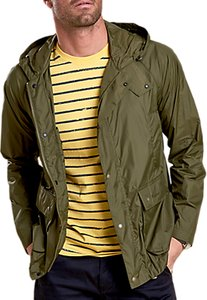 Read more about Barbour croston casual jacket fern