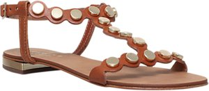 Read more about Carvela kliff stud sandals tan