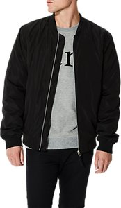Read more about Selected homme felix bomber jacket black navy chilli pepper