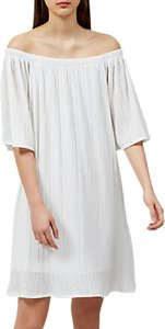 Read more about Selected femme carin off shoulder dress snow white