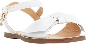 Read more about Dune lettie bow flat sandals