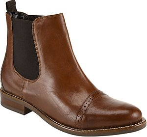 Read more about John lewis orna ankle chelsea boots brown